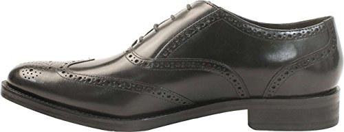 Cole Haan Mens Madison Bal Wing II Oxfords, Black, Size 7