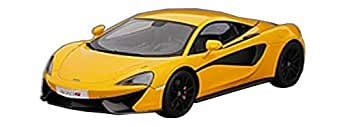 TOPSPEED 1/18 マクラーレン 570S ヴォルカノイエロー