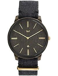[ウィウッド]WEWOOD 腕時計 ROSS BLACK GOLD 9818190 メンズ 【正規輸入品】