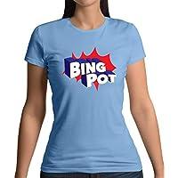 Bing Pot - Womens T-Shirt - 13 Colours