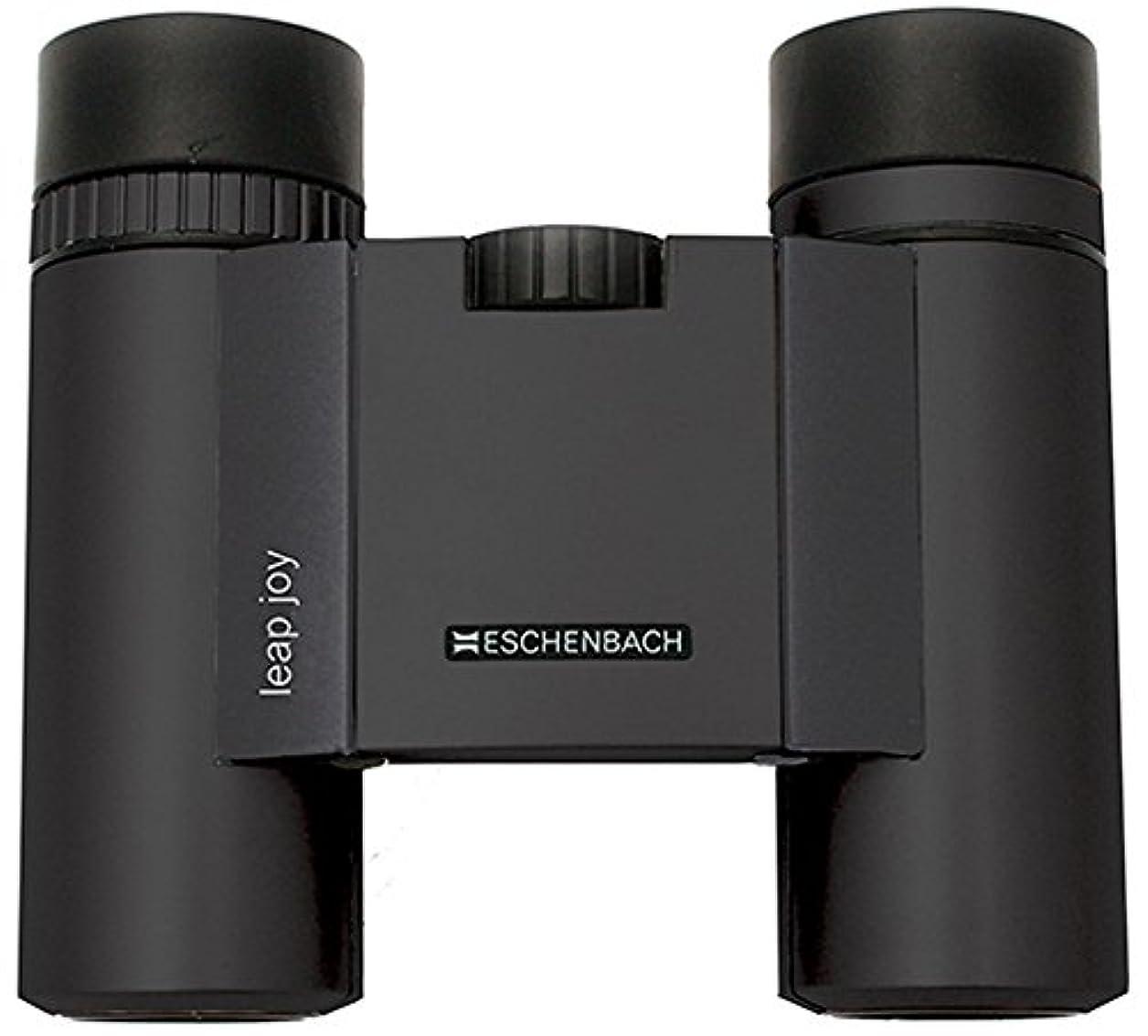 狂気良性魅力的であることへのアピールESCHENBACH 双眼鏡 リープジョイ ダハプリズム式 倍率8倍 21ミリ口径 ブラック 2996-L2821
