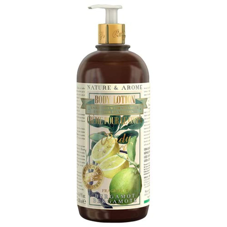 カリング軽食塩RUDY Nature&Arome Apothecary ネイチャーアロマ アポセカリー Body Lotion ボディローション Bergamot ベルガモット