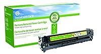 持続可能な地球ステープルでリサイクル品ブラックトナーカートリッジ