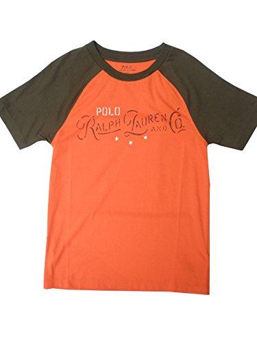 ラルフローレンの子供服POLO RALPHLAUREN ボーイズ 半袖ロゴTシャツ 140cm