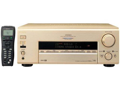 SONY ソニー STR-V555ES 6.1ch AVサラウンドアンプ