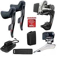 グループキットSRAM etap Road WiFli 2x 11レッドShifter / RD FD/Bat充電器USB