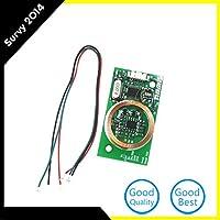 RFIDリーダーワイヤレスモジュールUART 3Pin 125KHzカード読み取りEM4100 Arduino用ICカードPCB Attennaセンサーキット用8CM DC 5V