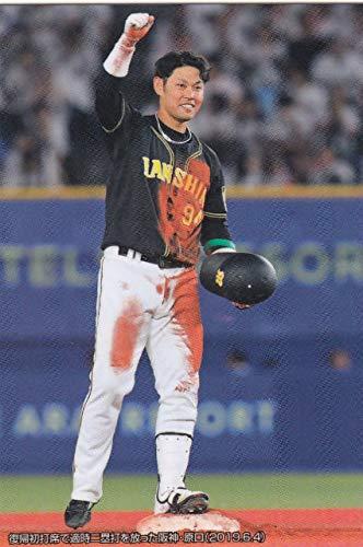 プロ野球チップス2019 第3弾 C-12 原口文仁 (阪神) チェックリスト