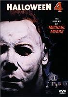 Halloween 4: The Return of Michael Myers [DVD] [Import]