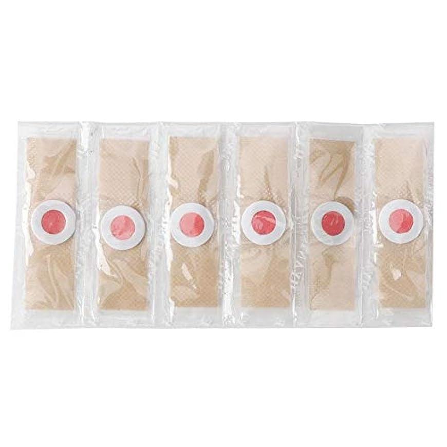 習慣副産物ハーネストウモロコシ除去剤、足カルス除去石膏クッション用ソフト肌の皮保護つま先ケア痛み6個/箱