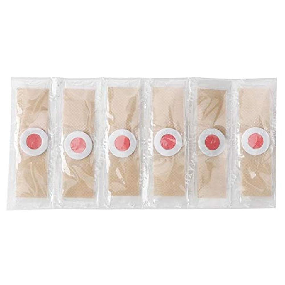 南西振幅志すトウモロコシ除去剤、足カルス除去石膏クッション用ソフト肌の皮保護つま先ケア痛み6個/箱