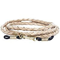 Pacifico Optical camel Braided Leather, Camel