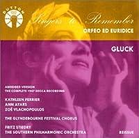 Orfeo & Euridice-Abridged