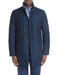 (カナーリ) CANALI メンズ アウター コート Reversible Quilted Wool Coat [並行輸入品]