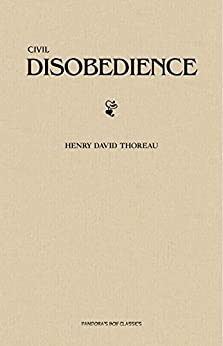 Civil Disobedience by [Thoreau, Henry David]