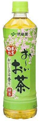 お〜いお茶緑茶 500ml ×24本