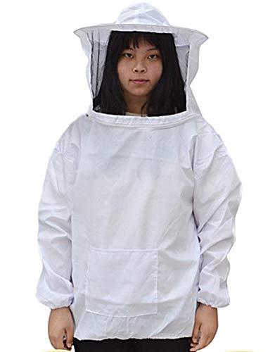 [PEGAZOU™(ペガ蔵) ]養蜂 蜂 防護服 フェイスネ...