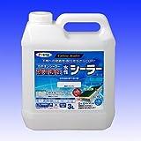 アサヒペン:強浸透性水性シーラー 透明(クリヤ)3L 型式:458179