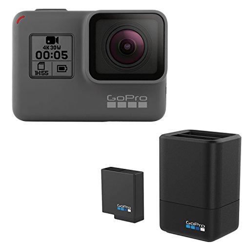 【国内正規品】 GoPro ウェアラブルカメラ HERO5 Black + ...