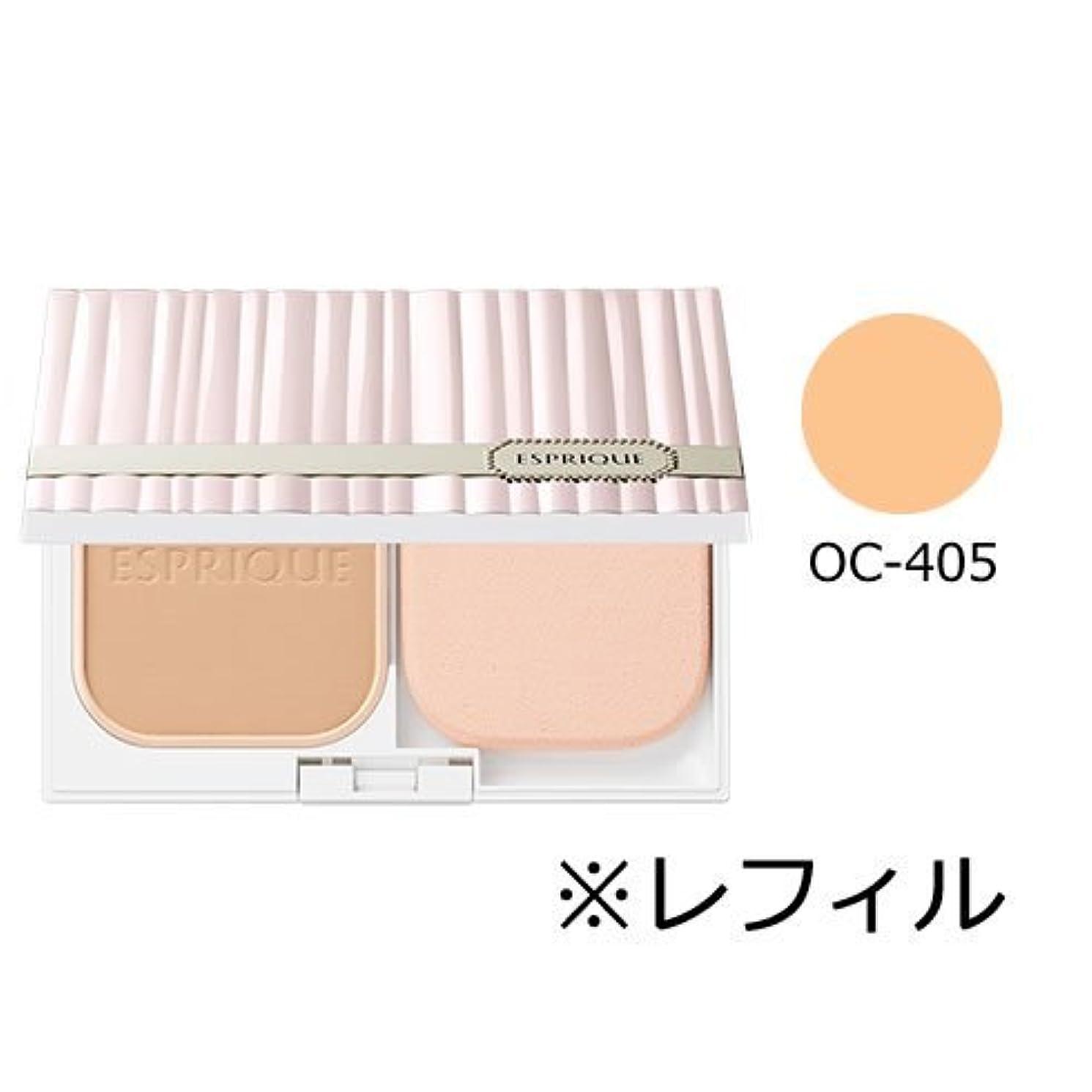 包括的グラマー腐ったコーセー エスプリーク ピュアスキン パクト UV OC-405 レフィル [並行輸入品]