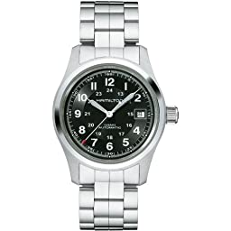 Khaki Field Automatic H70455133