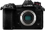 Panasonic LUMIX G9 Mirrorless Camera, Black (DC-G9GN-K)