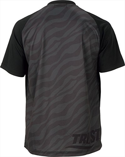 XANAX(ザナックス) 野球 Tシャツ BW-17TA ゼブラ O