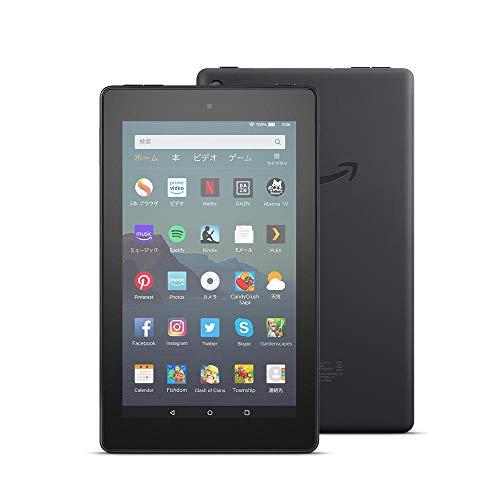 【本日最終日】Amazon Fire 7 タブレット (Newモデル)  16GB 3,980円送料無料!【Amazonタイムセール祭り】