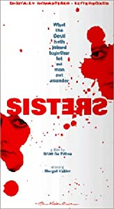 Sisters [VHS] [Import]