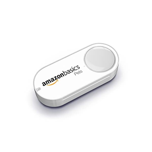 Amazonベーシック ペット Dash Buttonの商品画像