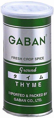 ギャバン タイムパウダー 60g
