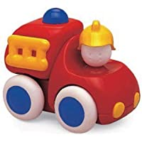 Tolo Series - Little Classic Car Fire Truck