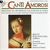 Va: Love Songs Of The Early Baroque From England