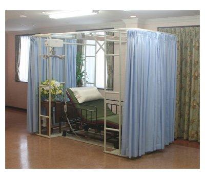 安寝 介護リフト付ベッドシェルター/TNN-AH トマト