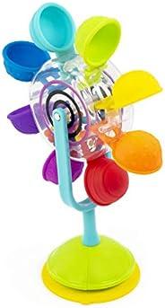 Sassy お風呂 水遊び おもちゃ プールトイ 6ヶ月から レインボーかんらんしゃ TYSA13051