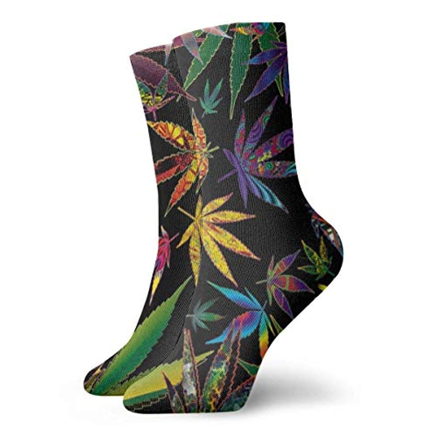 リーフレット堀頭かわいいかわいい靴下ソックスクリスマス休暇靴下柄柄柄