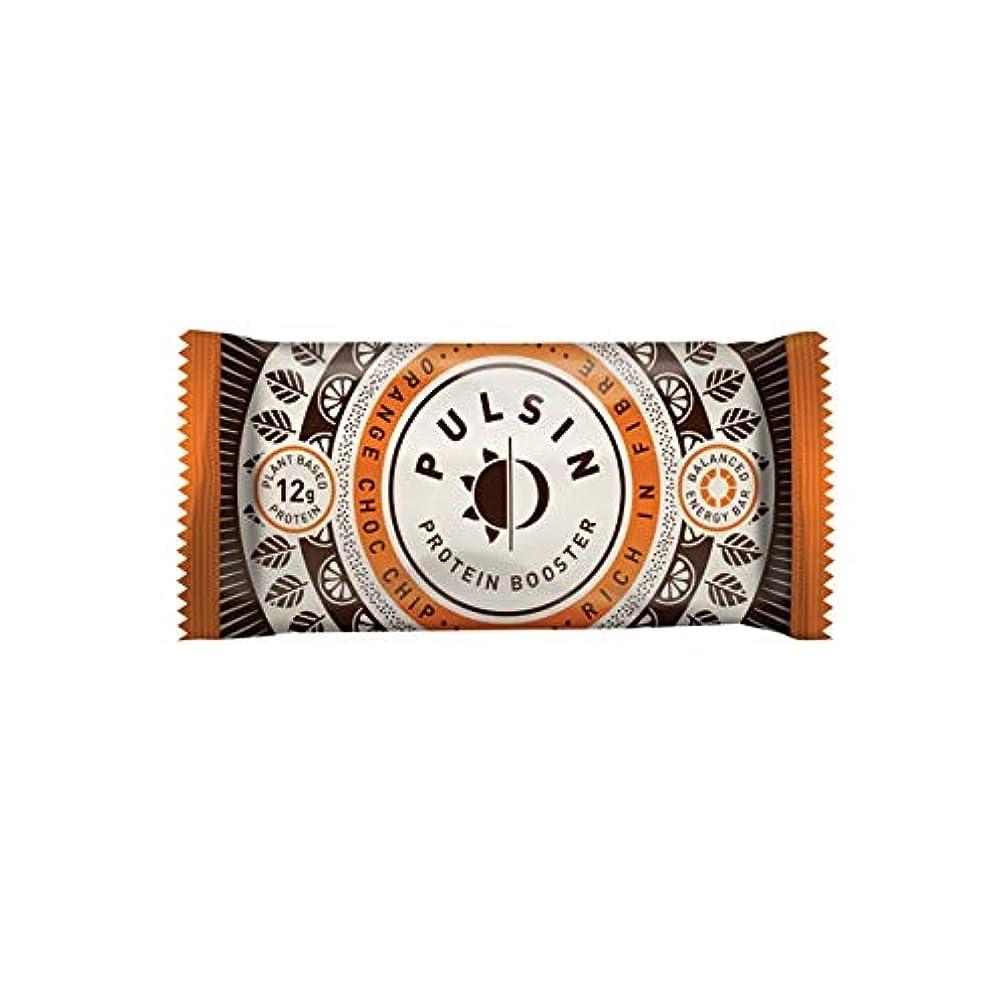 不規則なロビー肌寒いオレンジ チョコチップ プロテイン スナック 50g【18個セット】