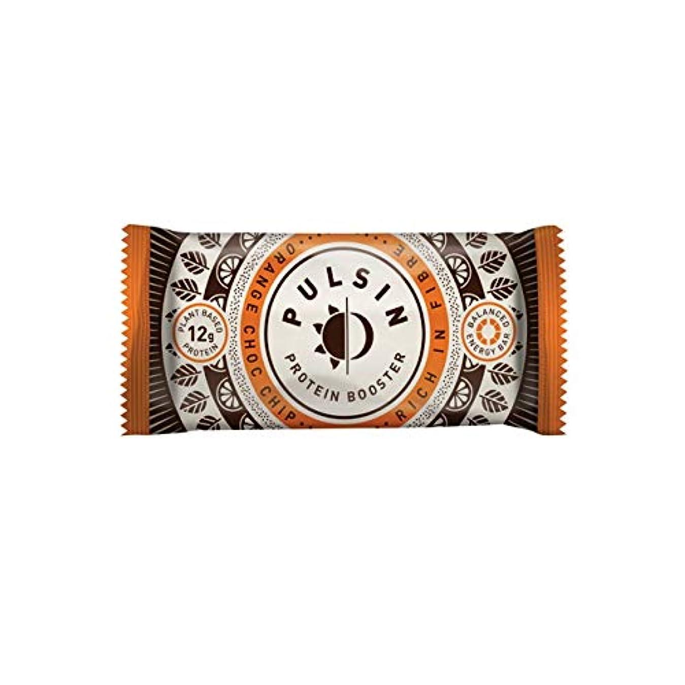ピカリング禁止するマイクロフォンオレンジ チョコチップ プロテイン スナック 50g【18個セット】