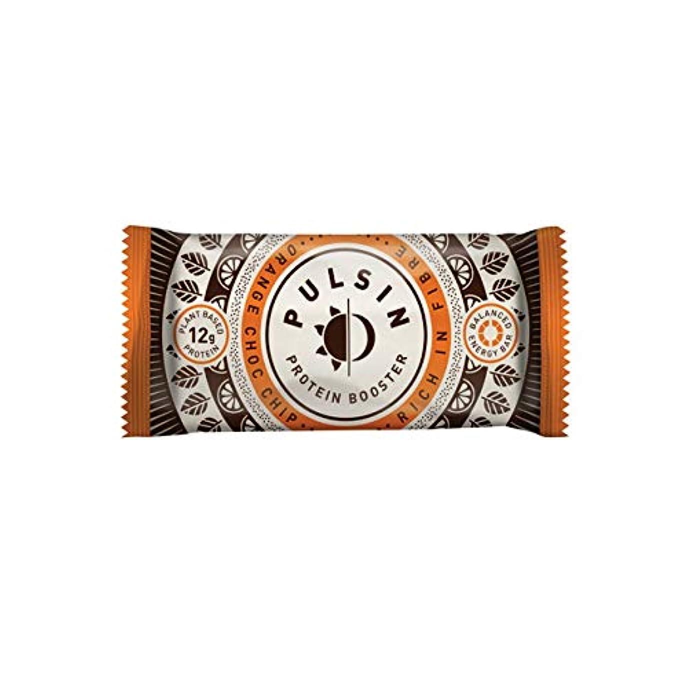 悪意のあるフィヨルド大臣オレンジ チョコチップ プロテイン スナック 50g【18個セット】