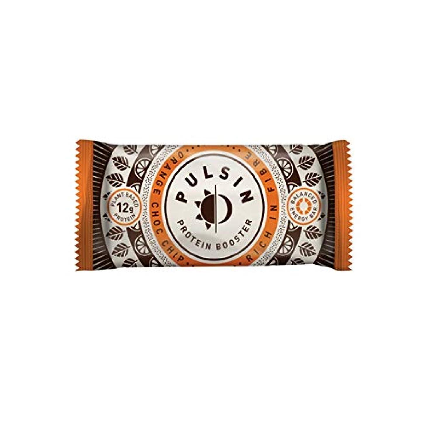 によるとブロージュニアオレンジ チョコチップ プロテイン スナック 50g【18個セット】