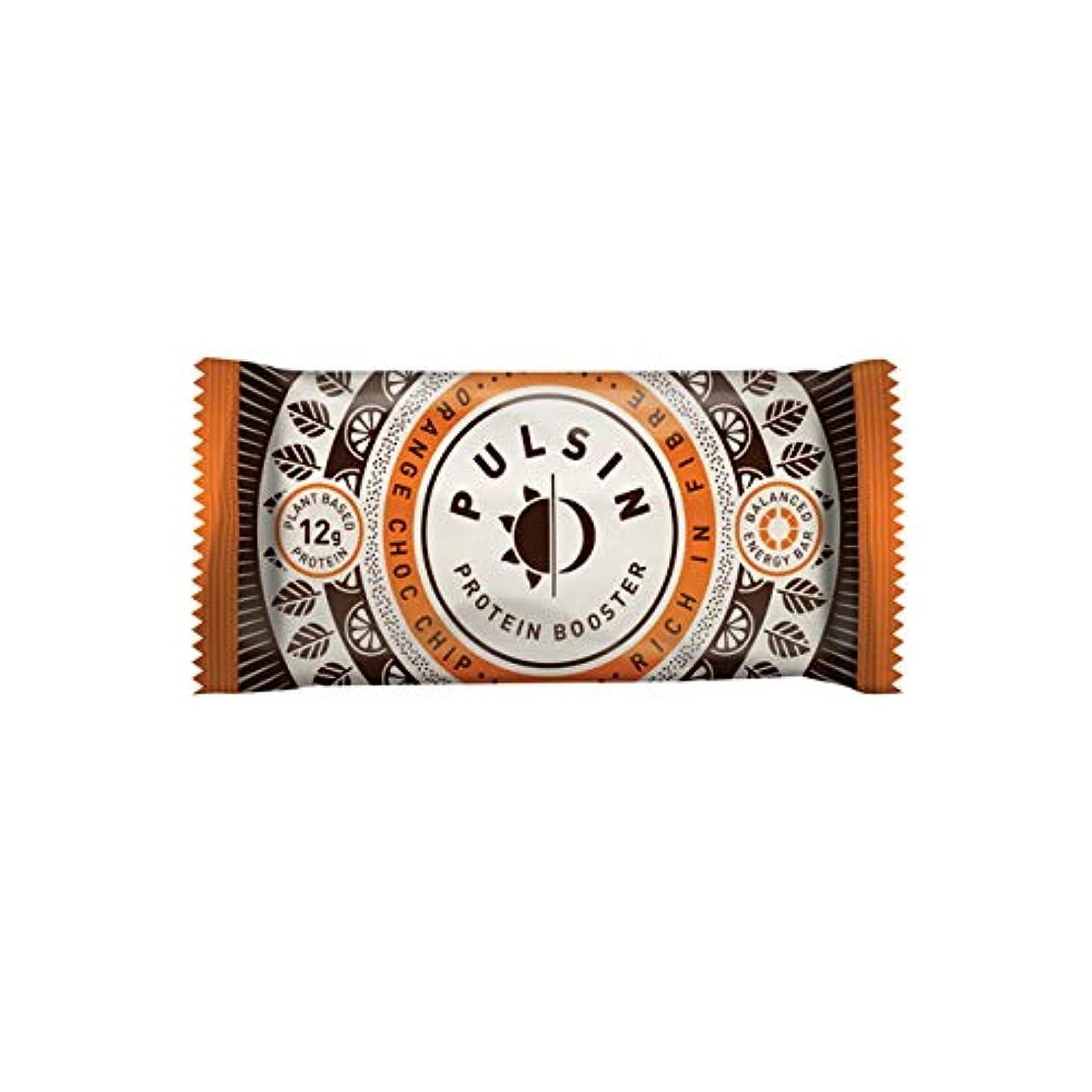 ウガンダ豊富に成功するオレンジ チョコチップ プロテイン スナック 50g【18個セット】