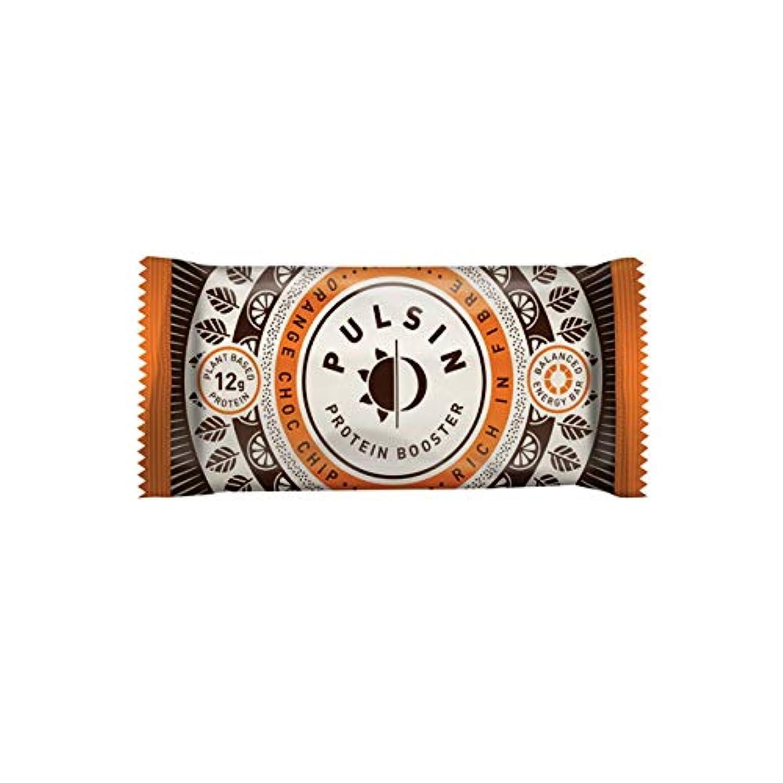 中に静かな確執オレンジ チョコチップ プロテイン スナック 50g【18個セット】