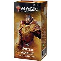 マジック2019チャレンジャーデッキ:United Assault - 75カード 2つの歴史のベナリアを含む