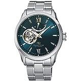 [オリエント時計] 腕時計 オリエントスター セミスケルトン RK-AT0003E メンズ