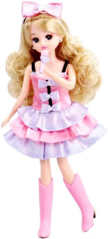 リカちゃん LW-22 なりたいなドレス キラキラアイドル