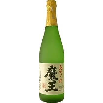 白玉醸造 魔王 芋焼酎 25度 720ml 鹿児島県