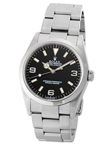 [ロレックス] ROLEX 腕時計 エクスプローラーI 114270 K番 SS 自動巻き メンズ 生産終了モデル [中古品] [並行輸入品]