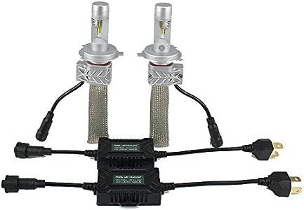 「5SHL-H4(LPK)」SUZUKI エブリィワゴン(Minor後) H22.5- DA64系 - ヘッドライト(LO) [H4] LED H4 HI/LO採用 宅配便