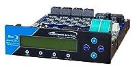 VINPOWER DIGITAL社製BD/DVD/CD用1対7デュプリケーターコントローラー VPDS-7T SATA