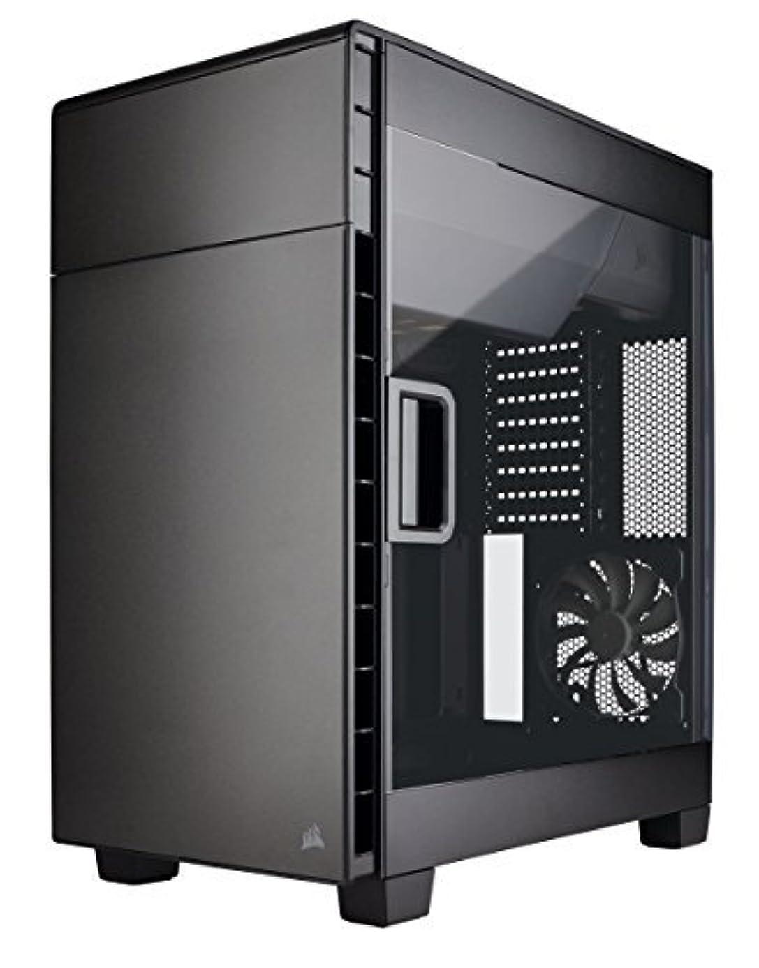 切り離すしょっぱい肌寒いCorsair Carbide Clear 600C Inverse ATX Full Tower Case [並行輸入品]